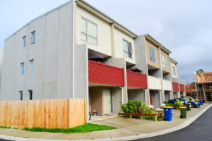 Townhouse Development, State Highway