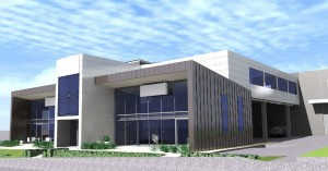 Retail and Factory Development, Oracle Drive