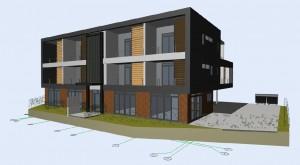 Student Acommodation Development, Hamilton