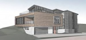 Proposed House, Rambler Court, Auckland