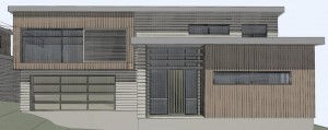 Proposed House and Subdivision, Allum Street