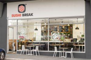 Sushi fitout – 56 Apollo Drive
