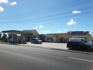 Retail Extension and Refurbishment Gas Station, Target Road