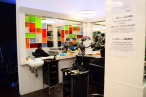 Hair salon fitout, Mount Albert
