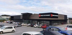Wang supermarket, 98 Rosedale Road