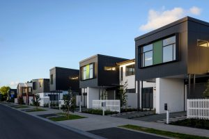 New Townhouse development, 33 Panama Road