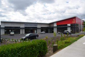 Retail Block Development, John Glenn Ave