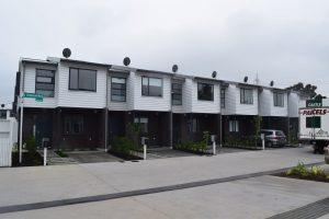 New Townhouse development, 33 Panama Road