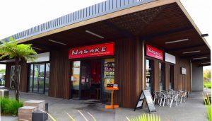 Nasake Japanese Restaurant, Stonefields Avenue